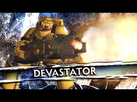Warhammer 40,000 Space Marine Gets Exterminatus Mode