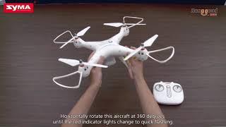 Syma X8PRO GPS With 720P WIFI FPV Camera Altitude Hold RC Drone Quadcopter