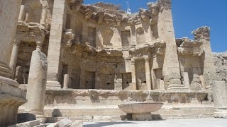 preview picture of video 'Jordânia 4- Jerash'