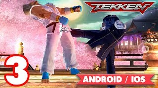 TEKKEN MOBILE - ACT 1 COMPLETED - iOS / Android - #3