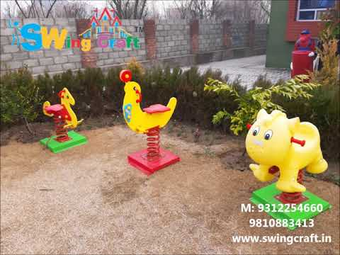 YK-24 Truffle Castle Multi Play Junction For Park And School