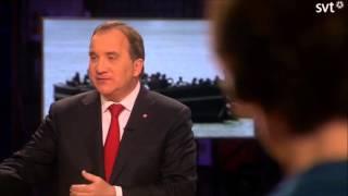 Stefan Löfven: Vi tjänar på invandringen, blir överbevisad av nationalekonom (Se Malmö)