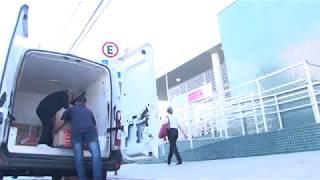 Cidade chinesa faz doação de EPI's  para a rede de saúde de Santos