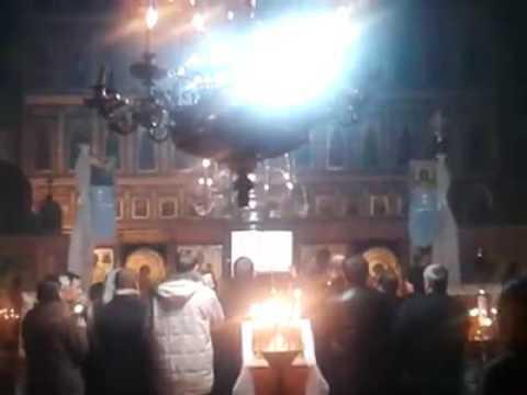 Храм михаила архангела в семьянах