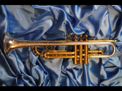 Review: King Silvertone Trumpet, 1934