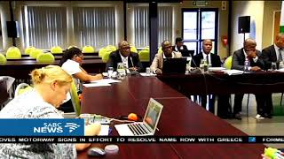 Police training and vetting under spotlight at the Moerane Commission