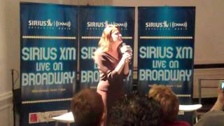 "Christiane Noll - ""Back To Before"" - Ragtime - Sirius XM Live On Broadway"