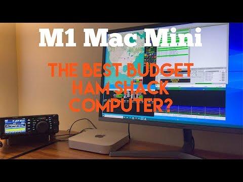 M1 Mac Mini The Best Budget Ham Shack Computer?
