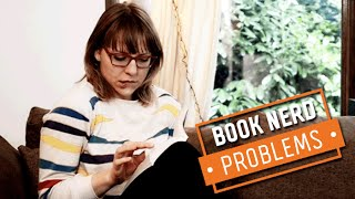 Book Nerd Problems | Can't Find A Bookmark