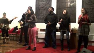 Kingdom Fire Conference - Reconcilation - Ammanuel Montreal Evangelical Church