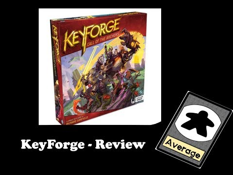 KeyForge Review