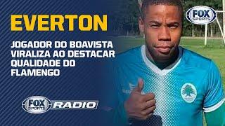 Quer saber tudo sobre o melhor do esporte? Acesse nossas redes!  http://www.foxsports.com.br  Baixe o APP! https://bit.ly/3dhfI3I  ➡ Facebook: http://facebook.com/foxsportsbrasil  ➡ Twitter: http://twitter.com/foxsportsbrasil ➡ Instagram: http://instagram.com/foxsportsbrasil  Torcemos Juntos! #Flamengo #Boavista #Futebol