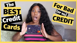 Credit Cards For BAD CREDIT(or no credit)  NO DEPOSIT REQUIRED??
