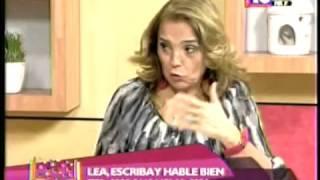 Esta Pasando Lea, escriba y hablemos bien Lic Juan Antonio Medina 11 04 2013