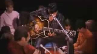 Elvis Presley. On Top Of Old Smokey.
