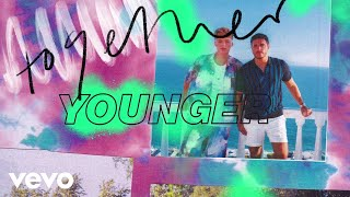 Jonas Blue, HRVY   Younger (Lyric Video)