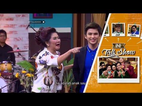 Teejay Marquez mencoba makanan Indonesia - Ini talk Show 26 Jan 2016 (part 3/6)
