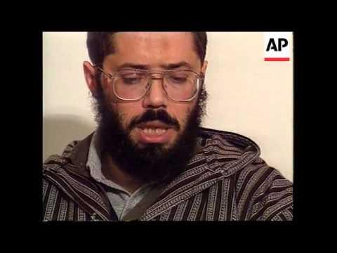 ALGERIA: ALGIERS: HACHANI SHOT DEAD
