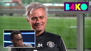 Essien emotional after Mourinho's heartfelt message | B4KO | Astro SuperSport