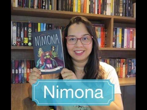Nimona de Noelle Stevenson Editora Intrínseca Blog Leitura Mania