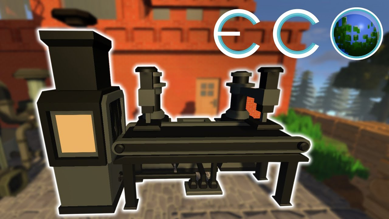 Die Factory steht! + Endlich wieder Jagen! - ECO Survival - #36