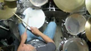 Rocky Mountain Way - Triumph - Drum Cover By Domenic Nardone