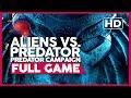 Aliens Vs Predator predator Campaign Full Game Playthro