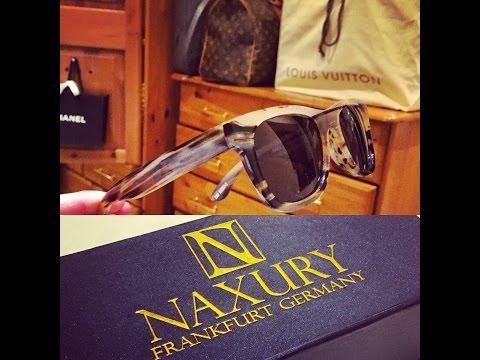Naxury Luxury Sunglasses Unboxing!