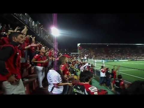 """Manudo Desde la Cuna + Final - Liga Deportiva Alajuelense 1 - 0 LocaS - Con la Gloriosa #12"" Barra: La 12 • Club: Alajuelense"