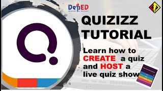 HOW TO USE QUIZIZZ (FULL TUTORIAL 2020) PART 2 CREATE A QUIZ AND HOST A LIVE QUIZ SHOW