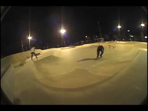 Oviedo Skatepark with Jonny Scianneaux