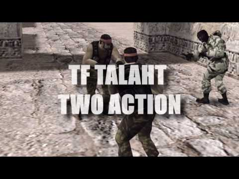 TF TALAHT | TWO ACTION with M4A1 and AK-47