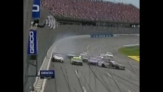 2020 Geico 500 - Finish - Call By MRN
