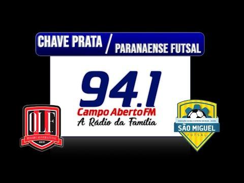 Futsal Chave Prata OPERÁRIO 1 X 2 SÃO MIGUEL