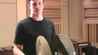 Crash Cymbals 2: Playing Techniques / Vic Firth Percussion 101