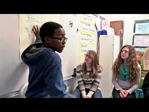 Video Inquiry-Based Learning: Developing Student-Driven Questions