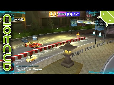 Cars 2: The Video Game | NVIDIA SHIELD Android TV | PPSSPP Emulator [1080p] | Sony PSP