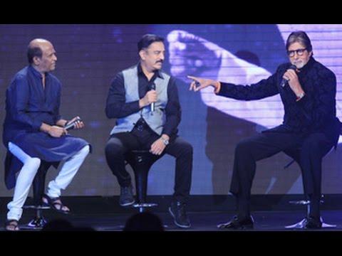 Rajinikanth, Amitabh Bachchan, Kamal Haasan Pay Tribute to Ilaiyaraaja