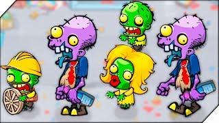ПЬЯНЫЙ ЗОМБИ - Игра Swat And Zombies # 6 Андроид игры про зомби