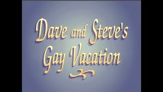 Steve Martin & Gay Vacation Remote on Late Show, Oct. 2, 1998 (full, st.)