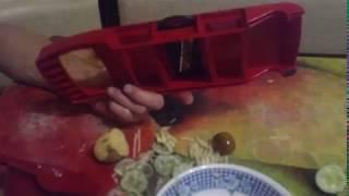 Ломтерезка слайсер для овощей и фруктов