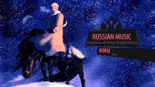 APH Hetalia - Russia - Horse