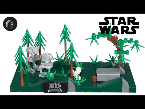 Vidéo LEGO Star Wars 40362 : La bataille d'Endor - Edition 20ème anniversaire