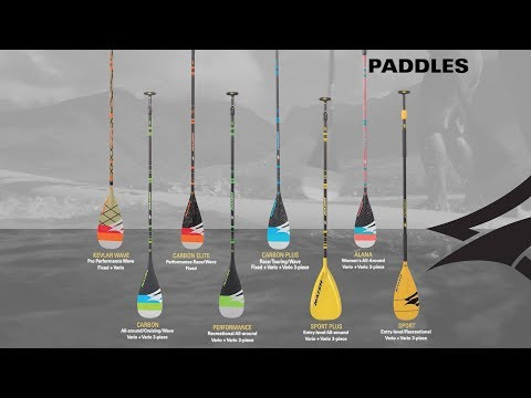 2019 Naish SUP Paddles