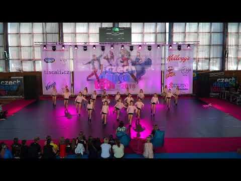 Yours! - art dance děti (kurz D2)