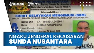 Pria Mengaku Jenderal Kekaisaran Sunda Nusantara saat Ditilang, Bakal Jalani Tes Kejiwaan