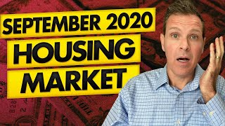 NEW Housing Market 2020 & Mortgage Update