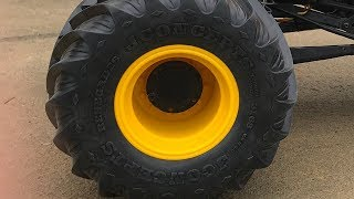 How To Dye Nylon R/C Parts - JConcepts Tribute Wheels