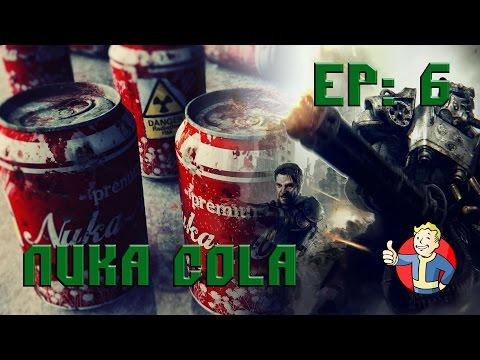 NUKA COLA - HISTORIA DE FALLOUT