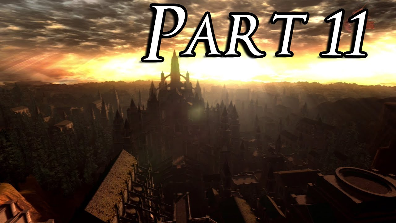Dark Souls – Part 11 – Zweites Bonfire in Anor Londo